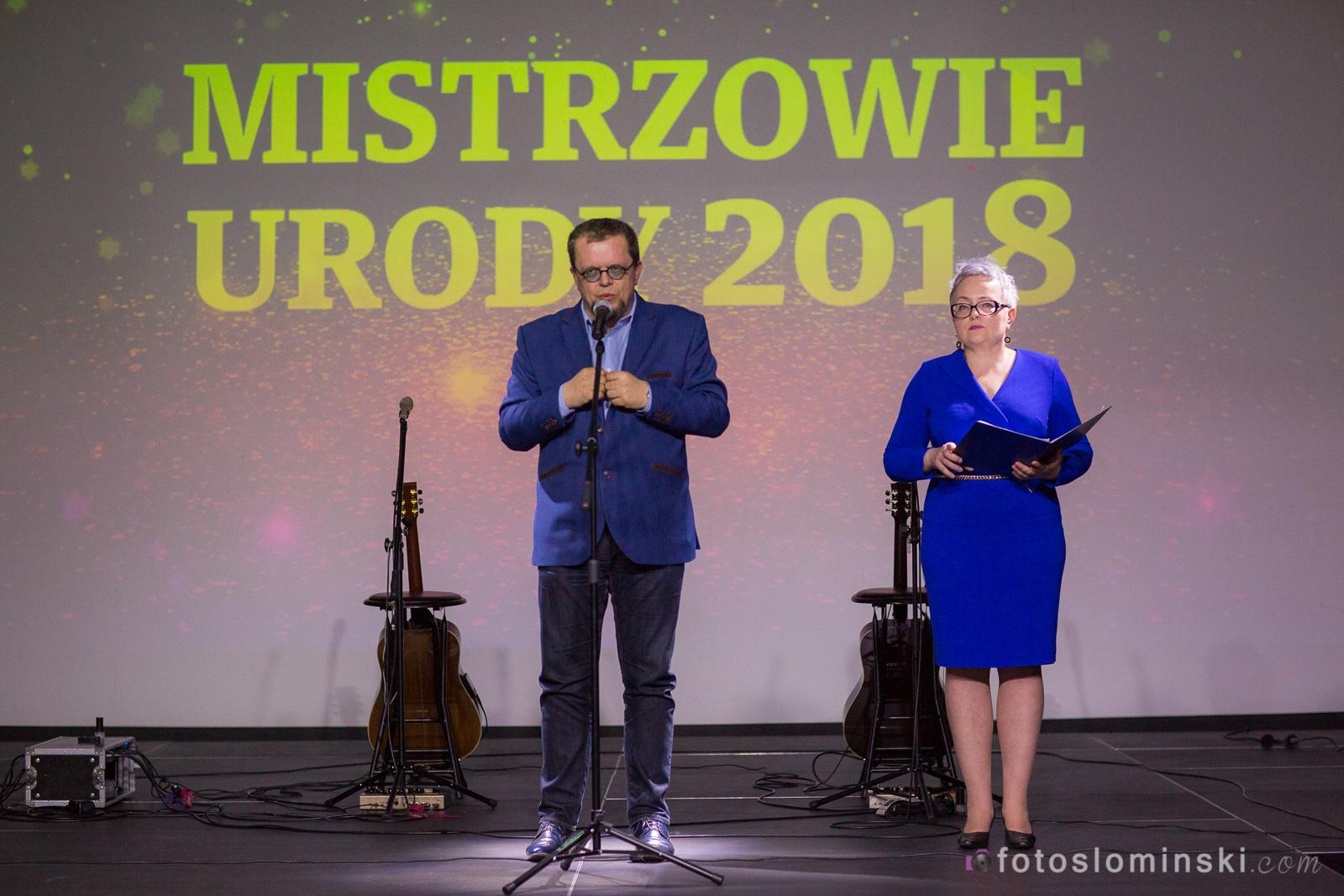 mistrzowie urody wrocław - Gala rozdania nagród - Najlepsza kosmetyczka Wrocław Katarzyna Słomińska.