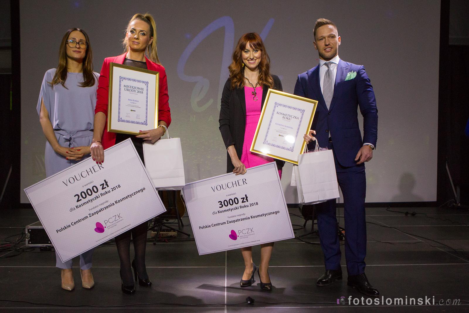 Mistrzowie urody 2018 Wrocław - Finał - Najlepsza Kosmetyczka na Dolnym Śląsku - Wrocław. Salon kosmetyczny Wrocław. Salon kosmetyczny.