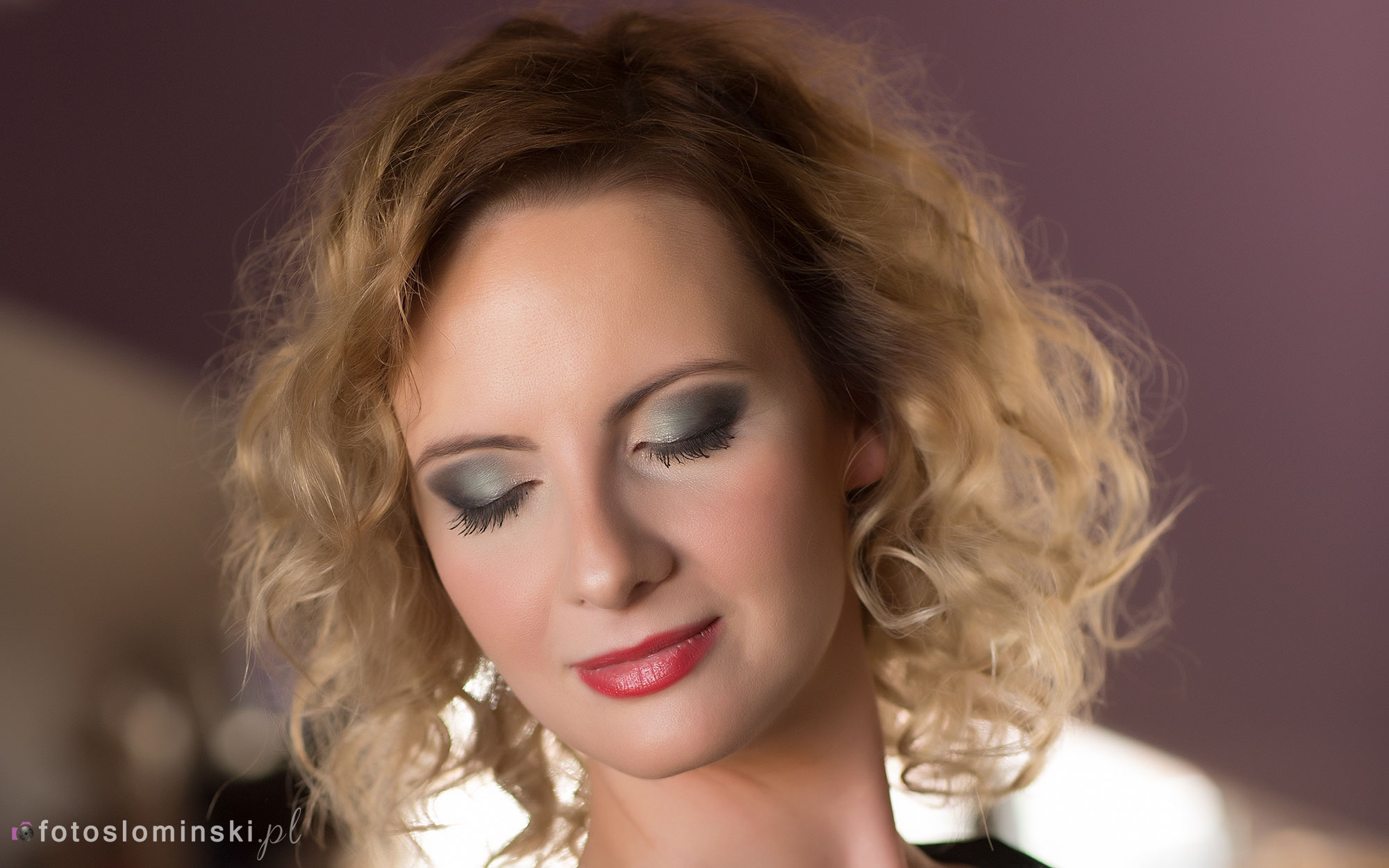 makijaż ślubny galeria makeup wieczorowy dzienny